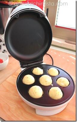 Mini Muffins al Montasio al profumo di Salvia 1