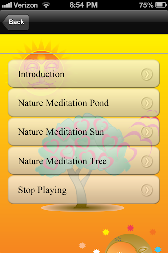 【免費生活App】Short Meditations on Nature-APP點子