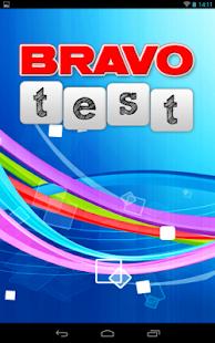BRAVO test- screenshot thumbnail