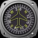 Aircraft Compass Free icon