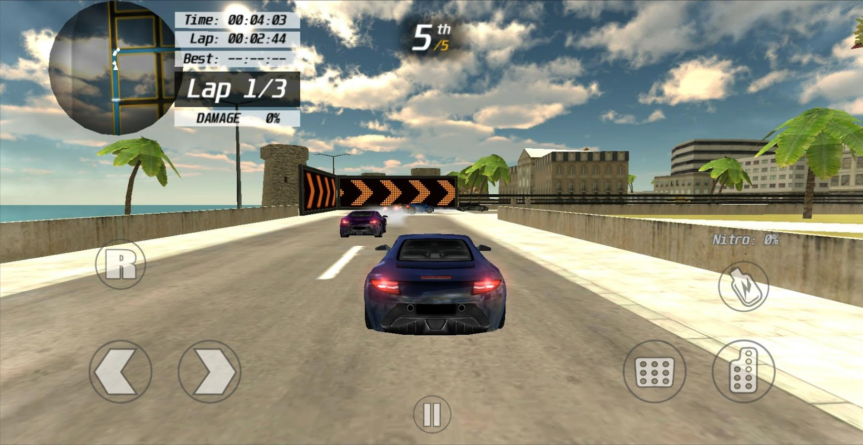 Street racing games for android phone