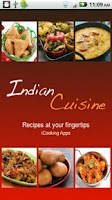 Screenshot of iCooking Indian