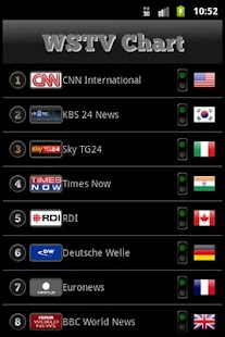 World Streaming TV - News - screenshot thumbnail