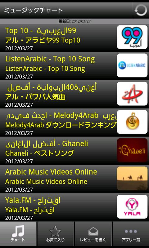 Arab Hits! (Free)- screenshot