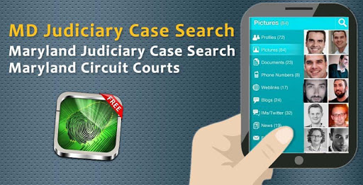 MD Judiciary Case Search
