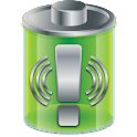 Battery Full Alarm icon