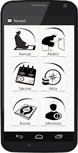 Namazi - Shqip - screenshot thumbnail