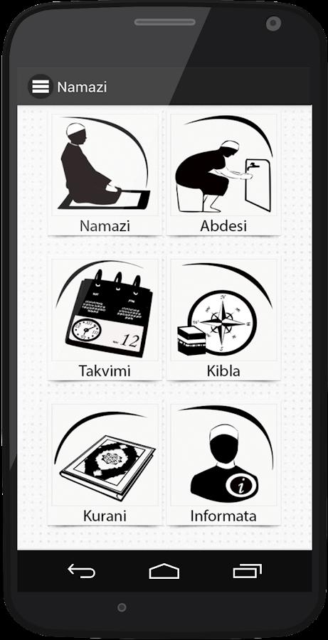 Namazi - Shqip- screenshot