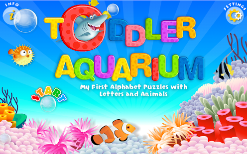 Kids Alphabet Aquarium School- screenshot thumbnail