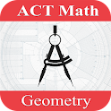 ACT Math : Geometry Lite icon