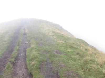 Half way up Scales Fell