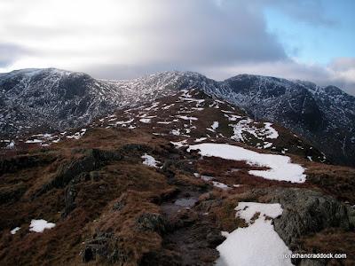 Hartsop above How ridge to Hart Crag