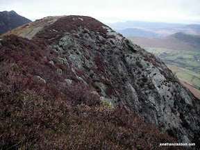 Summit of Ard Crags