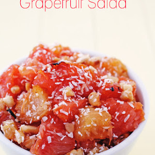 Florida Grapefruit Salad