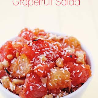 Florida Grapefruit Salad.