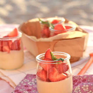 Quick and Easy White Chocolate Pudding.