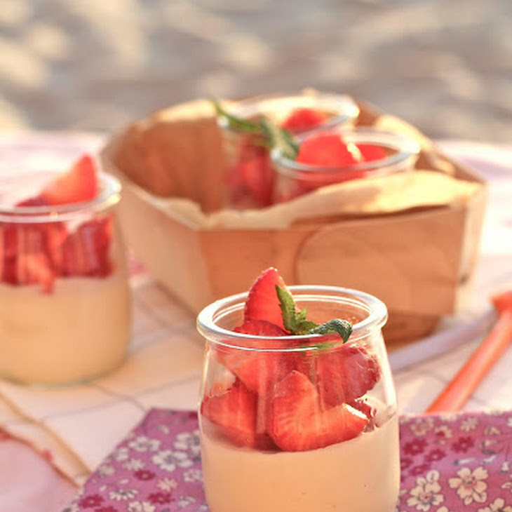 Quick and Easy White Chocolate Pudding