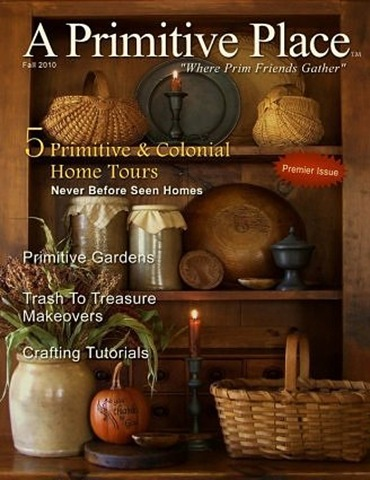 primitive place magazine prim magazines decor country fall primitives order issue cover subscription decorating colonial ashley subscribe books app primtive