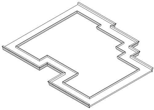roof slab edges