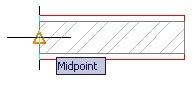 insertion point