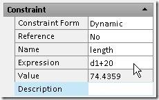 constraint properties
