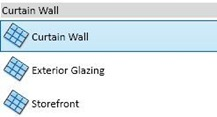 curtain wall types