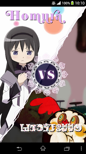 [Homura Ver.] Witch Battle