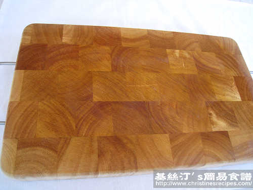 廚房切板(砧板) Kitchen Cutting Board02