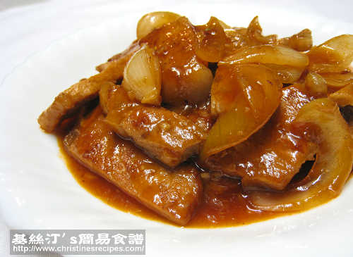 京都肉排 Peking Pork Chops