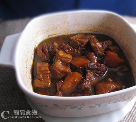 可樂炆排骨 Braised Pork Ribs with Coco-cola