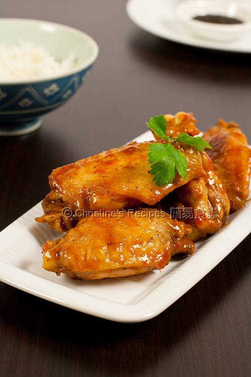茄汁辣雞翼 Spicy Chicken Wings