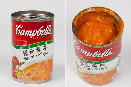 金寶番茄濃湯 Campbell's Tomato Bisque