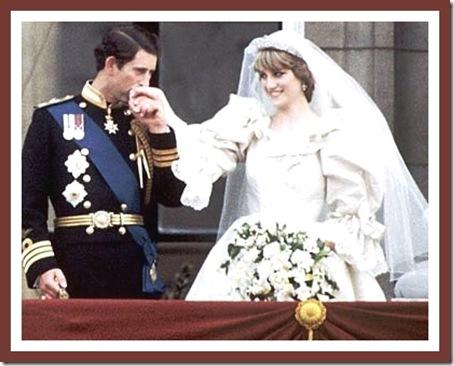 casamento de carlos e diana