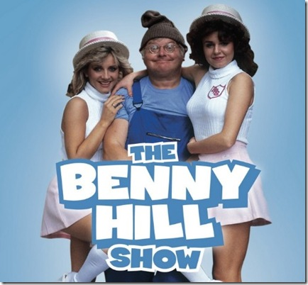 the benny hill show 4