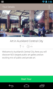 Art in Auckland- screenshot thumbnail