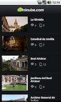 Screenshot of Sevilla - Travel Guide minube