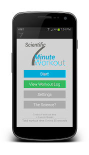 Scientific 7 Min Workout Pro - screenshot thumbnail