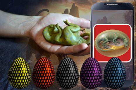 Dinosaurio Egg