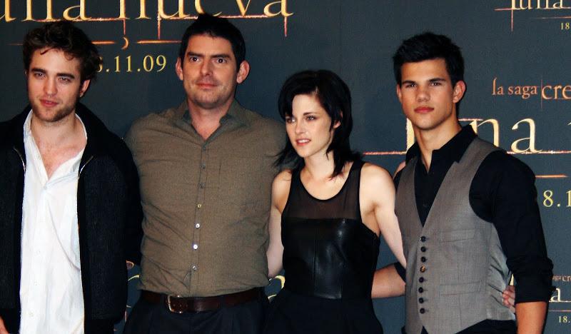Premiere Luna Nueva en Madrid