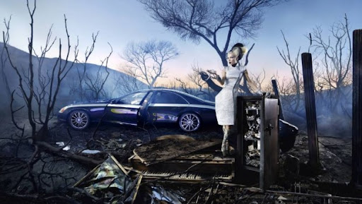 Maybach by David LaChapelle