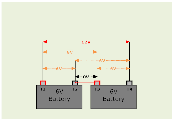 Diagram for Super-6 to 12V upgrade with Low sd Reverse ... on