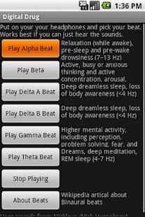 Digital Drug – Binaural Beats