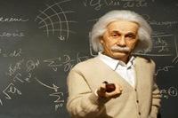 Эйнштейну посоветовали выучить арифметику