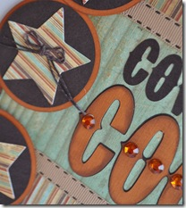 COWBOY COOL 12X12 SCRAPBOOKING PAGE