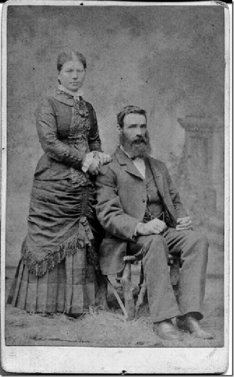 Morris and Catherine