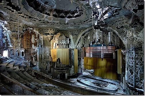 Detroit United Artists Theatre