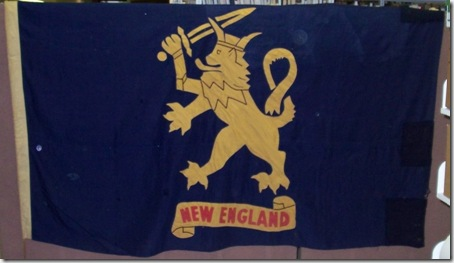 New England Flag