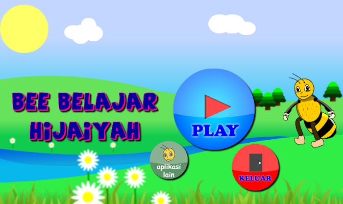 Bee Belajar Huruf Hijaiyah - screenshot