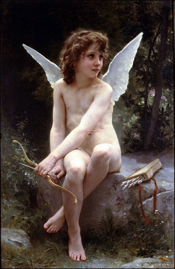William Bouguereau - Amour_a_laffut