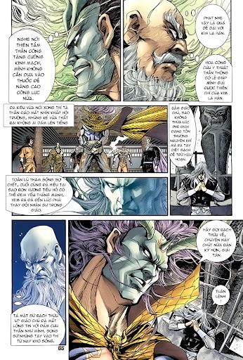 Tân Tác Long Hổ Môn Chap 90 page 26 - Truyentranhaz.net
